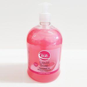 סבון נוזלי 1 ליטר בי אנד בי בניחוח קלאסיק