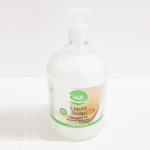סבון נוזלי 1 ליטר בי אנד בי בניחוח מאסק