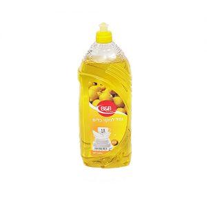 נוזל כלים בי אנד בי 1.5 ליטר 24% חומר פעיל בריח לימון