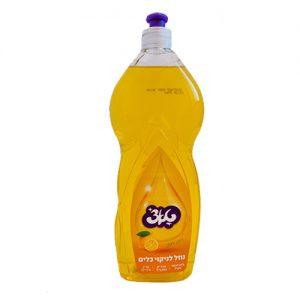 """נוזל כלים טאצ בניחוח לימון 750 מ""""ל"""