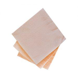 מפיות נייר לארוח חד שכבתי 100 יח'