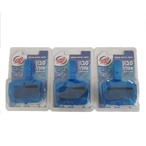 סבון אסלה כחול 3 יח'
