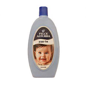 """אזורה אל סבון לתינוק 750 מ""""ל"""