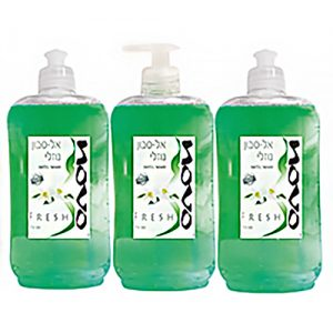 אל סבון נוזלי נובו שלישייה ירוק