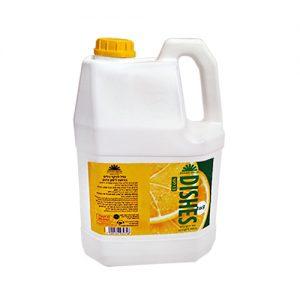 נוזל כלים 4 ליטר זהר דליה 24%