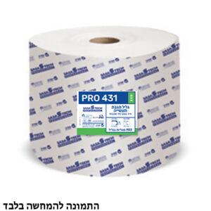 נייר מגבת תעשייתי 431