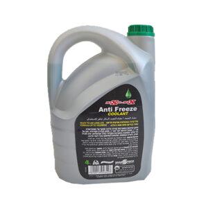 נוזל רדיאטור אנטי-פריז 4 ליטר