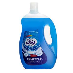 ג'ל כביסה טאצ' 5 ליטר כחול