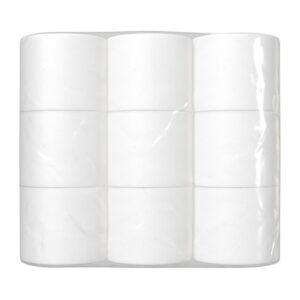נייר טואלט 24 גלילים 430 מטר דו שכבתי אריזה מוסדית